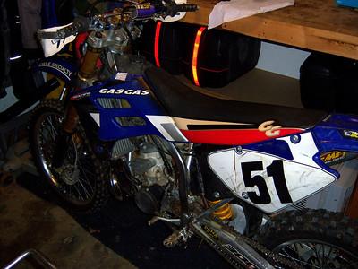 2003 GasGas DE 300
