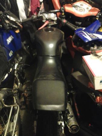 2004 Kawasaki Ninja 250 (Project Bike)