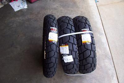 Shinko 705 Tires