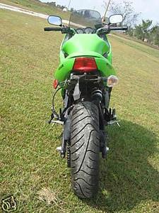 2008 Kawasaki Ninja 650r