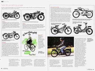 1926 BSA Roundtank Article Pages 5 and 6