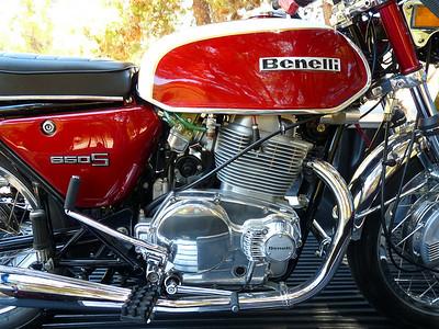 Benelli Tornado 650S