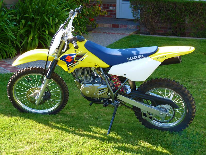 Suzuki NOS 2007 DRZ 125 L - El-Caganer