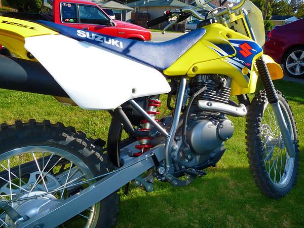 2007 DRZ 125 L