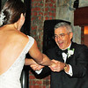 Jessica dancing with her father