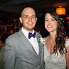 My nephew, Johnny, with his bride, Jessica
