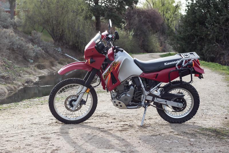2006 Kawasaki KLR 650-$120