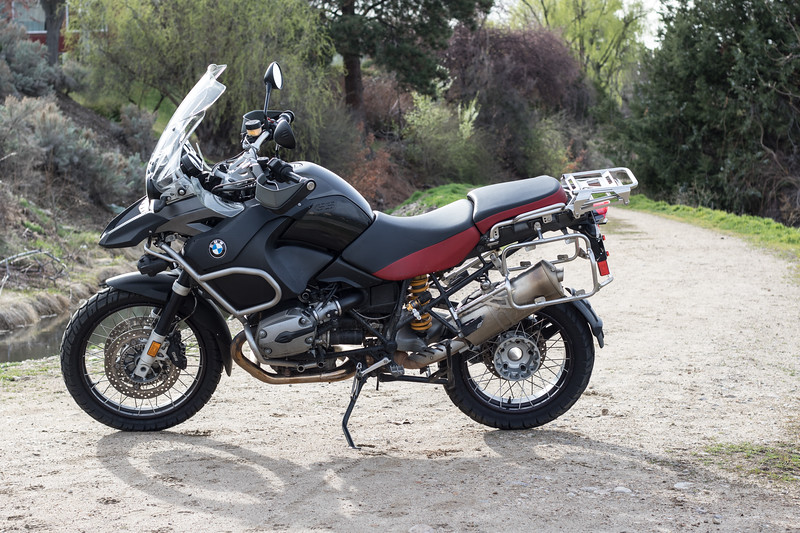 2009 R1200GSA - $7,000 OBO<br /> Approximately 75,000 Miles<br /> Bike is very clean, runs perfect and includes the following:<br /> -Freshly Serviced<br /> -Michelin Anakee Wild Front tire & Mitas E-07 Rear<br /> -Altrider Skid Plate<br /> -BMW Aluminum Panniers & Top Box