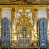 Catherine Palace -- St. Petersburg, Russia