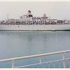 Oriana taken at Bermuda by Mom in 1977.A print has been on the wall for a long time.