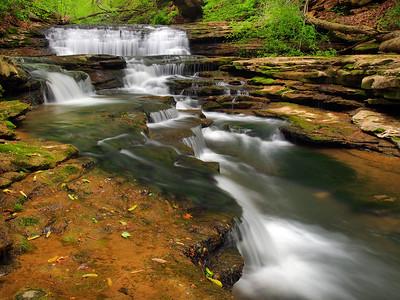Meadow Creek - 2nd Cascade - 1
