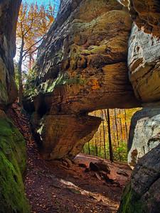 Chimney Arch