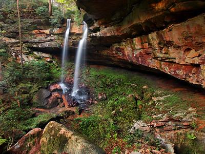 Maxwell Branch Falls - 1