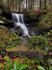 Bolton Branch Falls - 1*