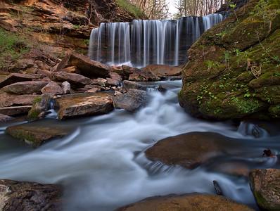 Mill Springs Falls - 1
