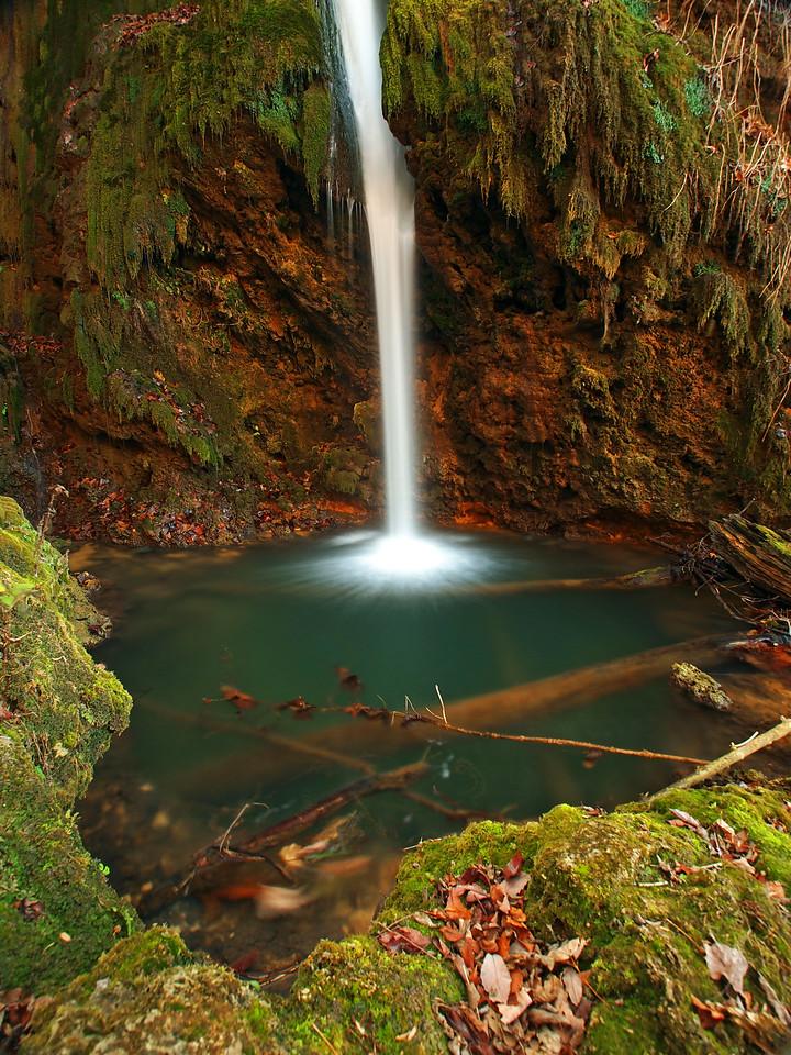 Mill Springs -  Right Falls