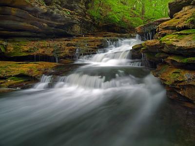Meadow Creek Cascades - 1st Cascade -1