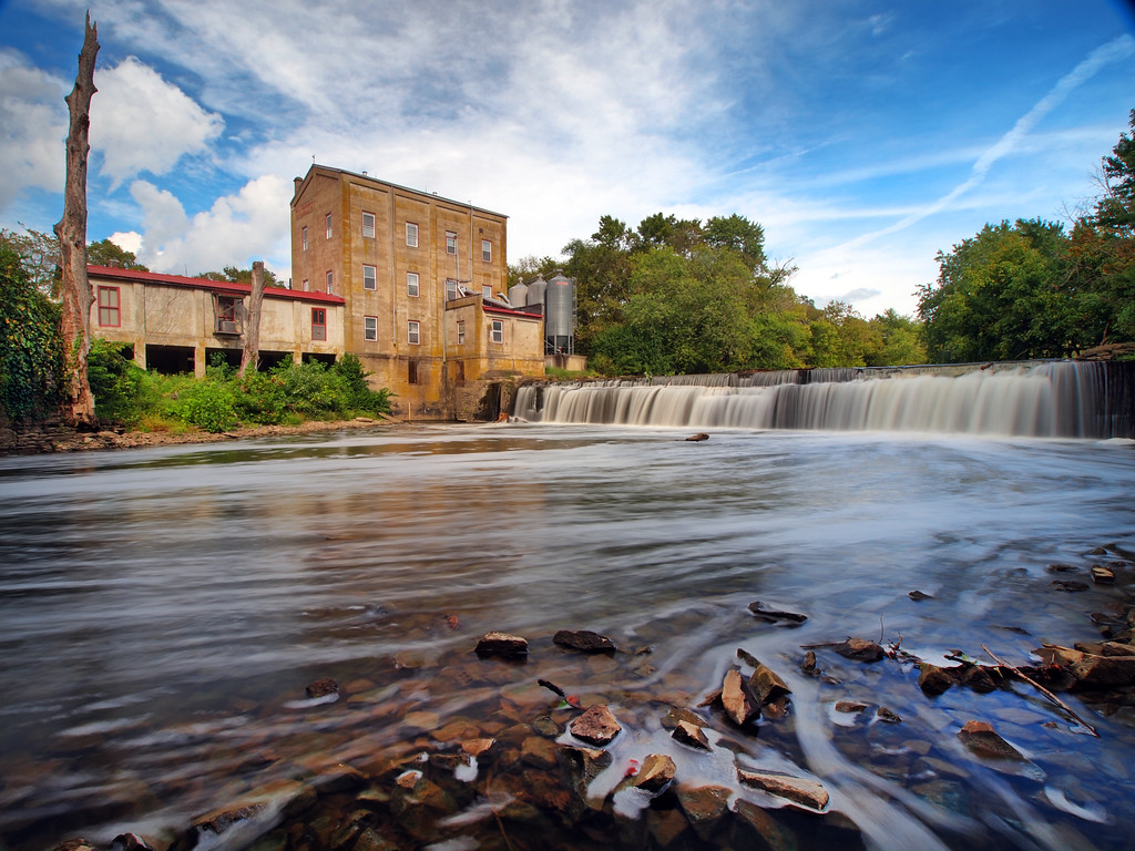 Weisenberger Mill - 1
