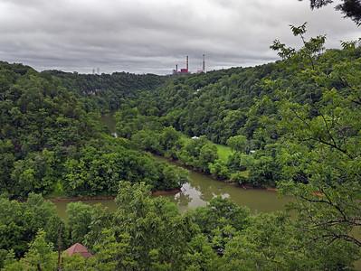 High Bridge Overlook