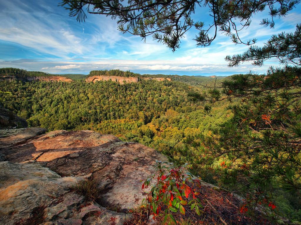 Chimney Rock Overlook - 2