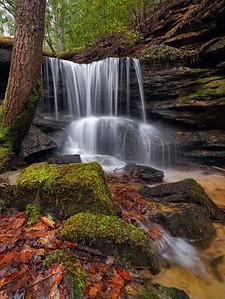 Upper Bell Falls - 1