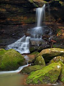 McCammon Falls