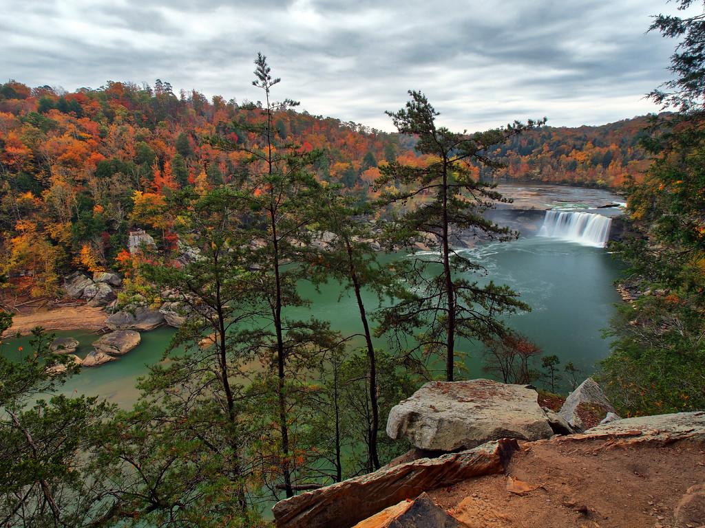 Cumberland Falls - 4
