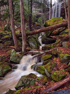 Anglin Falls - 2