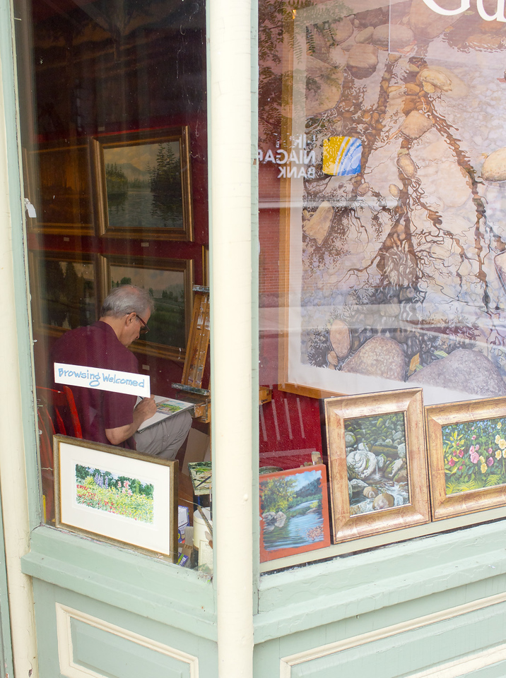 Gallery at Saranac Lake