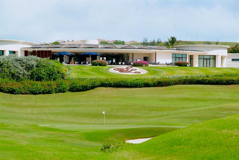 Sandy Lane Golf Course in Barbados, Caribbean. Barbados photographed by Barbados Photography www.barbados-photography.com