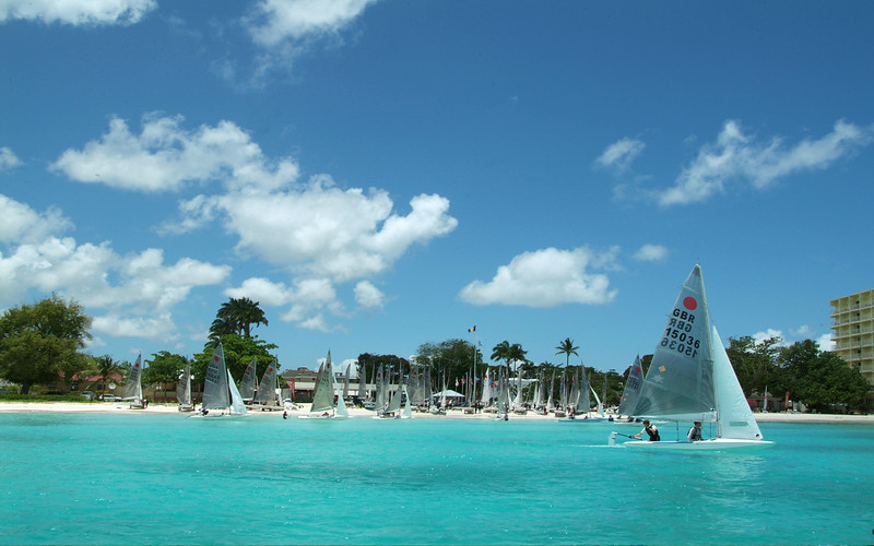 Sailing in Barbados photographed by Barbados Photography