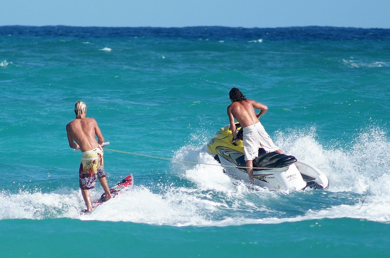 Waterman Festival in Barbados