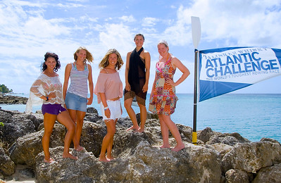 Talisker Atlantic Challenge in barbados