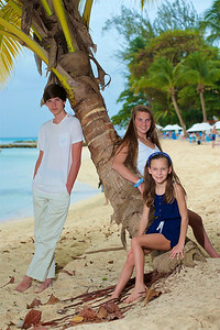 Family Portrait Photography in Barbados by Barbados Photography.
