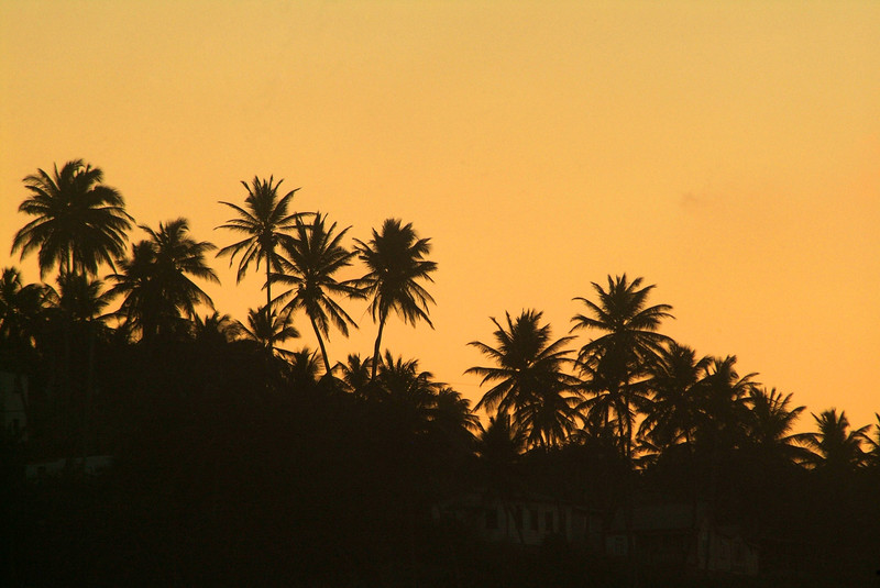 Sunset photographed by Barbados Photography