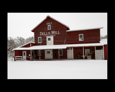 Dell's Mill, Augusta,WI