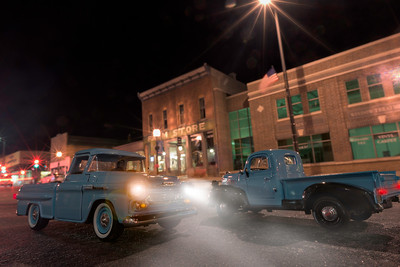 Classic Pickups on Chippewa Falls Main Street