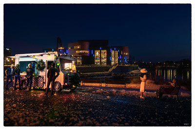 Food Truck at The Pablo Center at the Confluence
