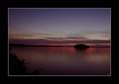 Lake Wissota Sunset_071413_8492