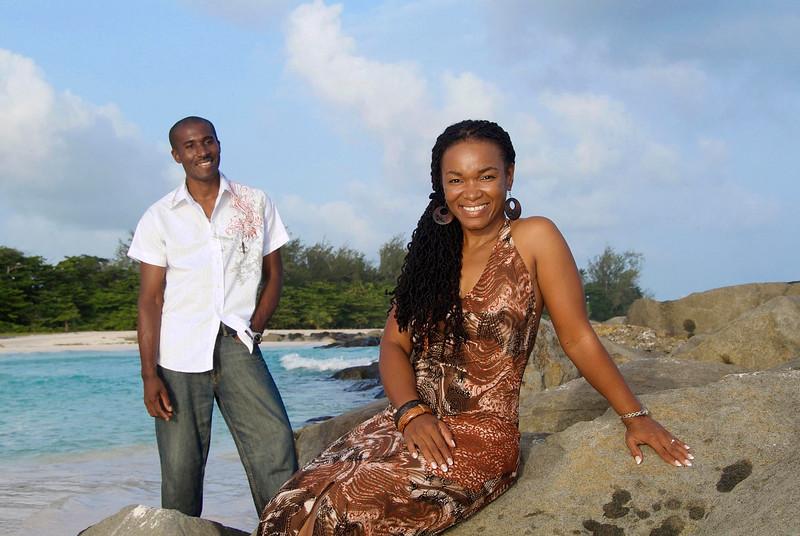 Engagement in Barbados, Caribbean. Barbados photographed by Barbados Photography www.barbados-photography.com