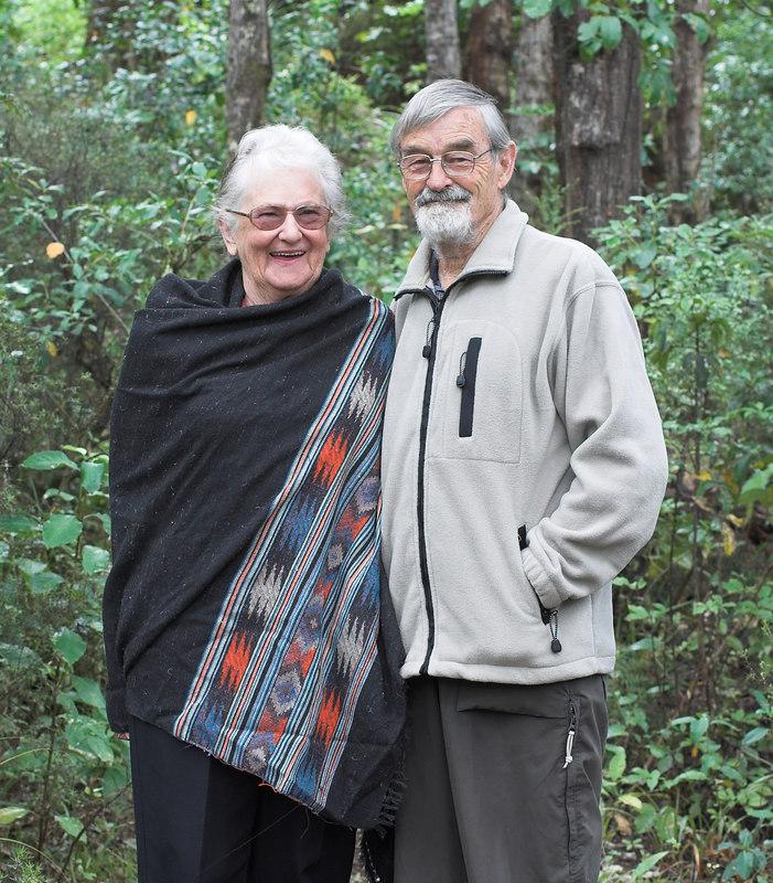 Loving Couple, Pinehaven Reserve