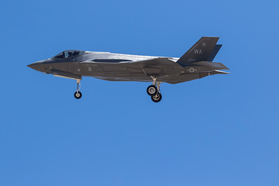 "-(Aircraft) Lockheed Martin F-35A Lightning II -(Nation & Service) United States Air Force -(Squadron) 16th Weapons Squadron ""Tomahawks""  -(Home Base) Nellis Air Force Base, Nevada"