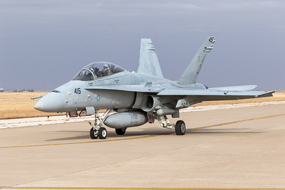 "-(Aircraft) McDonnell Douglas F/A-18D Hornet -(Nation & Service) United States Navy -(Squadron) Strike Fighter Squadron 106 ""Gladiators""  -(Home Base) Naval Air Station Oceana, Virginia"