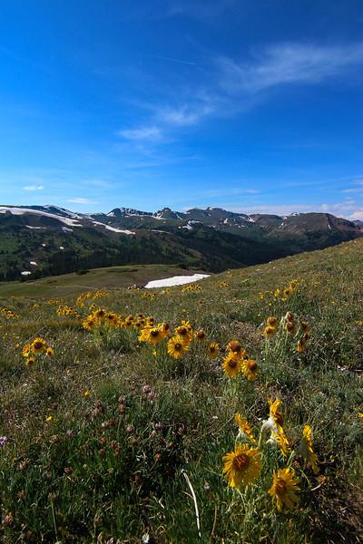 -Loveland Pass, Colorado