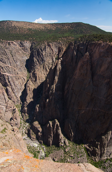 -Black Canyon of the Gunnison, Colorado