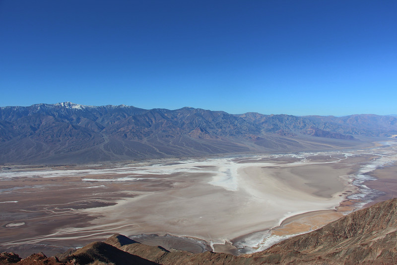 -Death Valley National Park, California