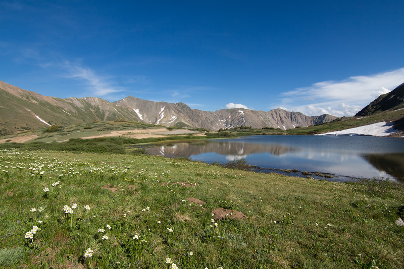 -Pass Lake, Loveland Pass, Colorado