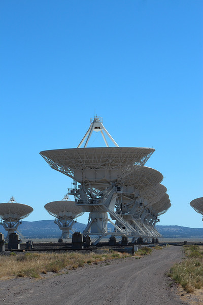 -Karl G. Jansky Very Large Array<br /> -Socorro County, New Mexico