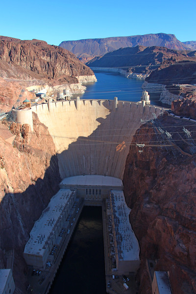 -Hoover Dam<br /> -Boulder City, Nevada