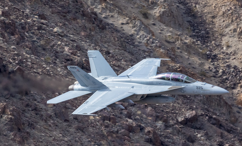 "-(Aircraft) Boeing F/A-18F Super Hornet<br /> -(Nation & Service) United States Navy<br /> -(Squadron) Air Test and Evaluation Squadron 31 ""Dust Devils"" <br /> -(Home Base) Naval Air Weapons Station China Lake, California"